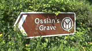 Ossian's sign